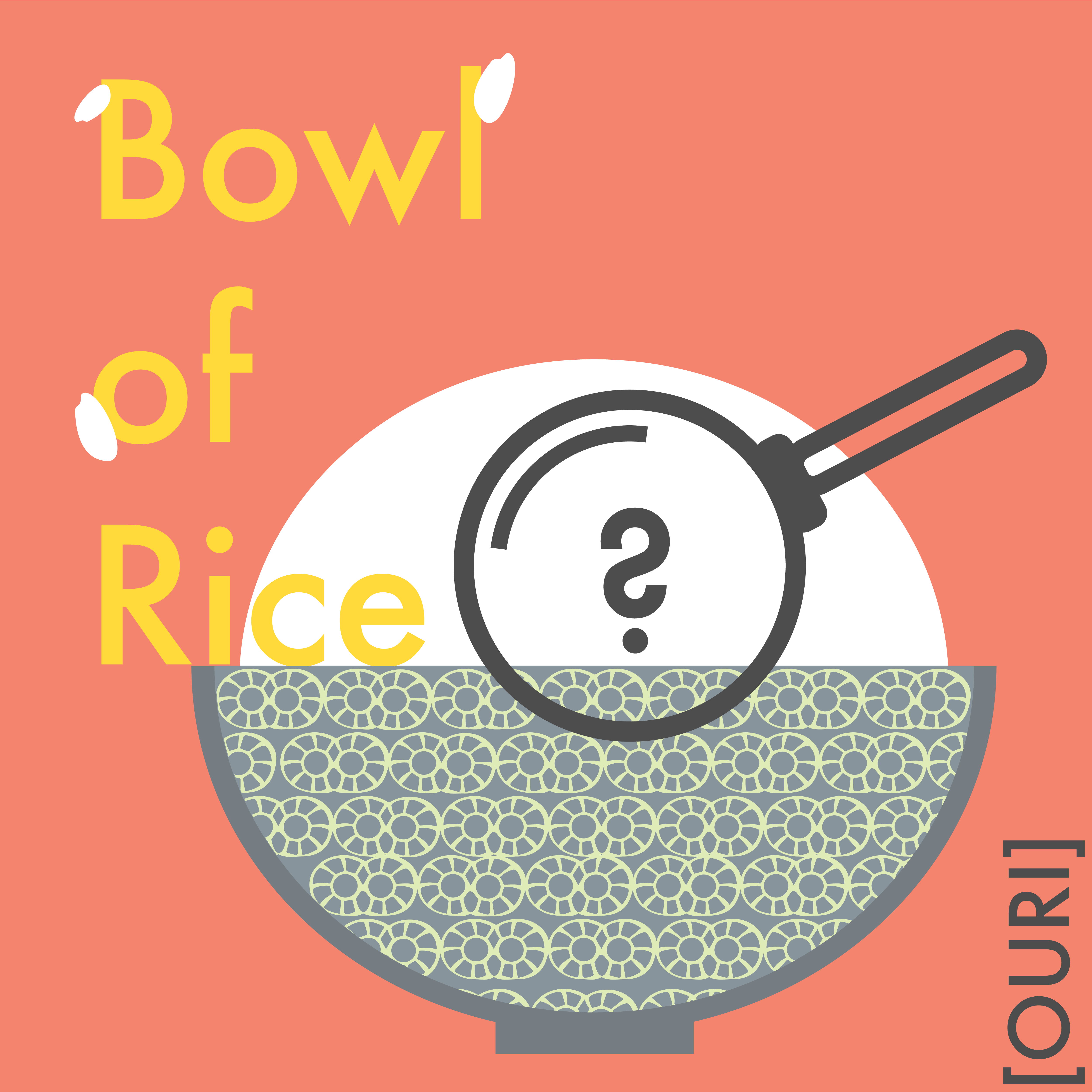 bowl of rice podcast logo